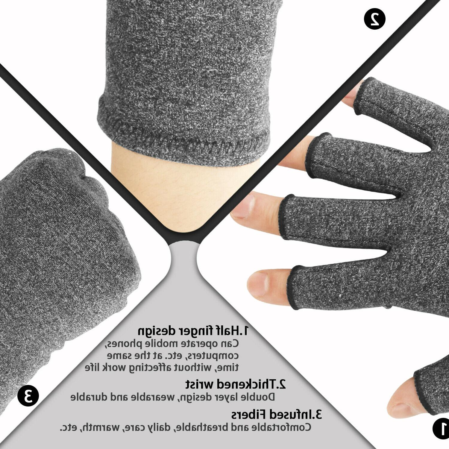 Compression Relief Wrist Brace Support