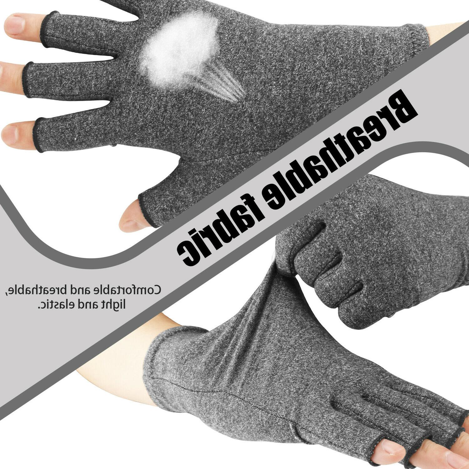 Compression Gloves Relief Tunnel Hand Wrist