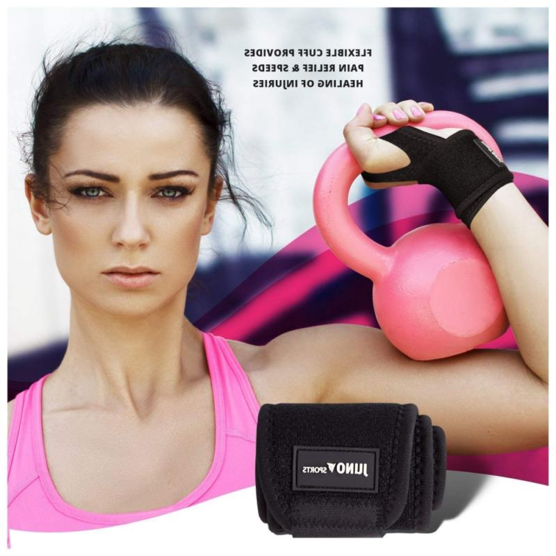JunoSports Adjustable Wrist Tunnel, Tendonitis