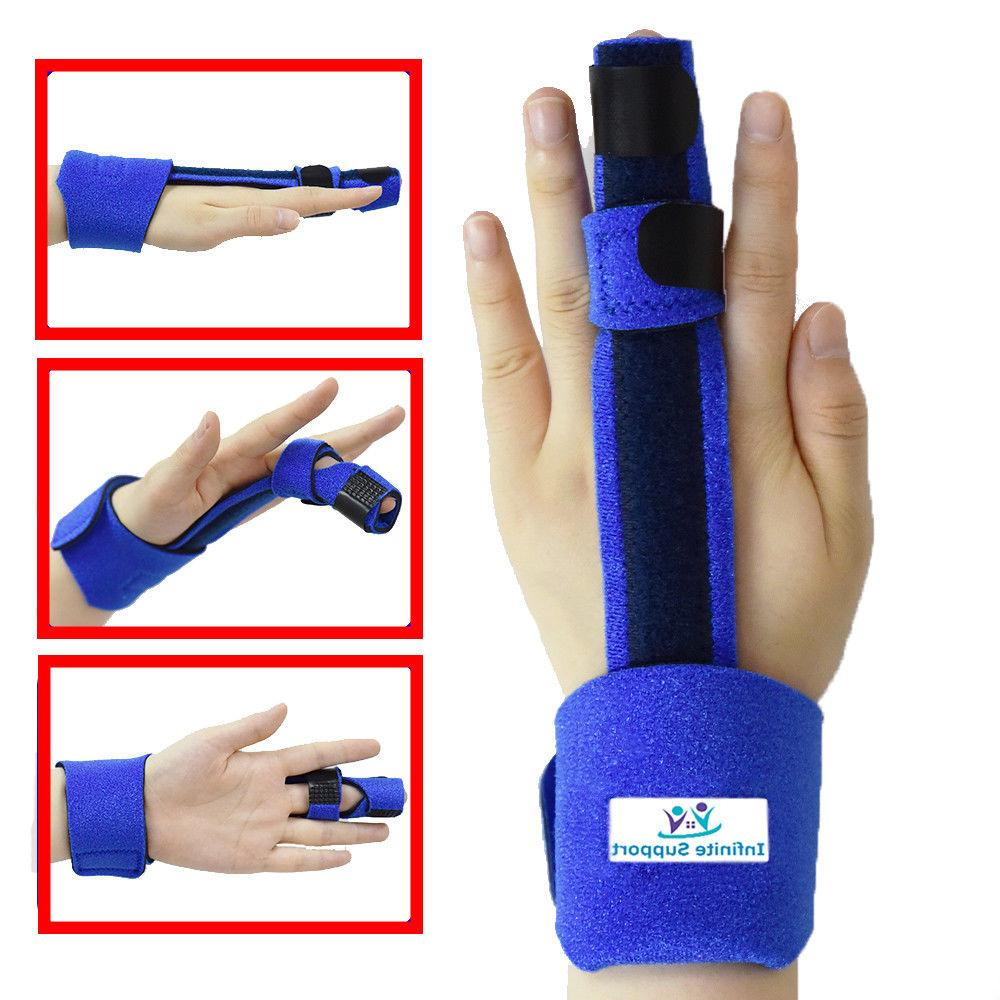Infinite Support Malleable Finger Splint - Support