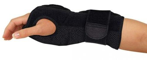 medicine night support wrist brace
