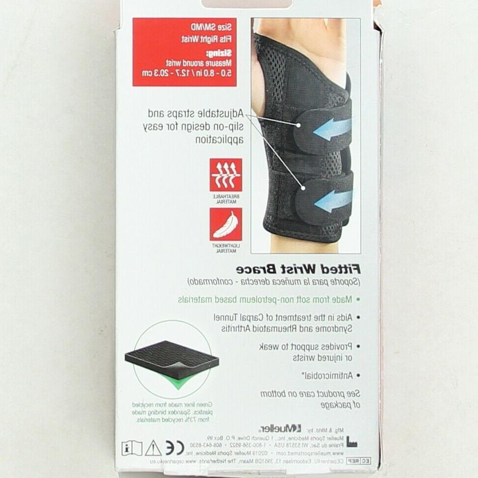 Müller Wrist Brace Hand Small/Medium