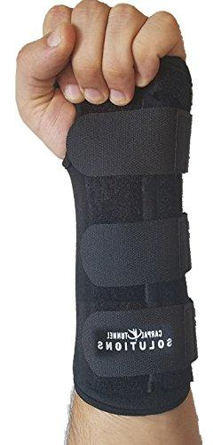 Carpal Time Wrist Hand Solutions- RELIEF Cubital Wrist Sprains, Support Recovery & Better NOW