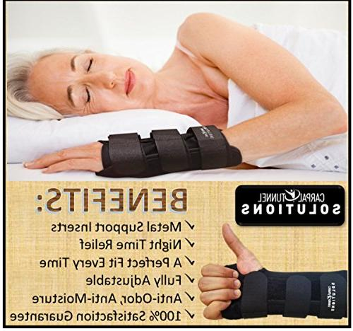 Carpal Wrist Brace for Solutions- For Cubital Tendonitis, & Better