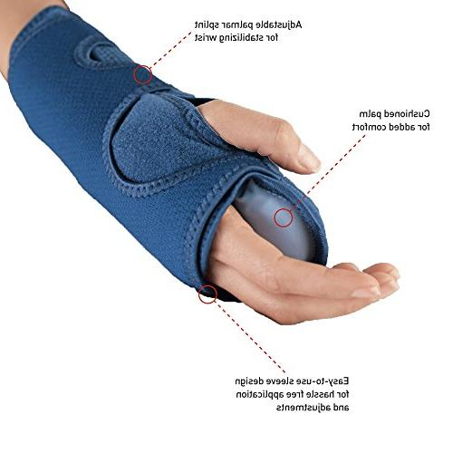 ACE Brand Wrist Sleep America's Trusted Braces and Money Satisfaction