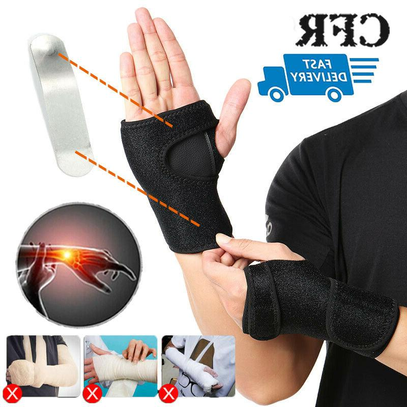 orthopedic hand bandage brace wrist support fingers