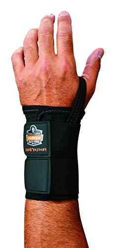 ProFlex 4010 Double Strap Wrist Support for Left Hand - Colo
