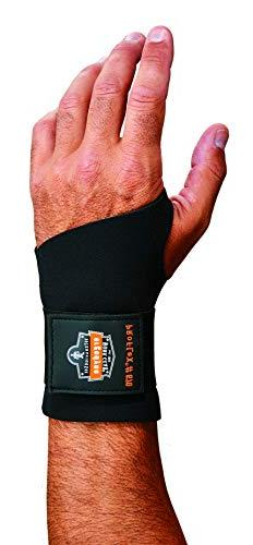 ProFlex 670 Ambidextrous Single Strap Wrist Support, Medium