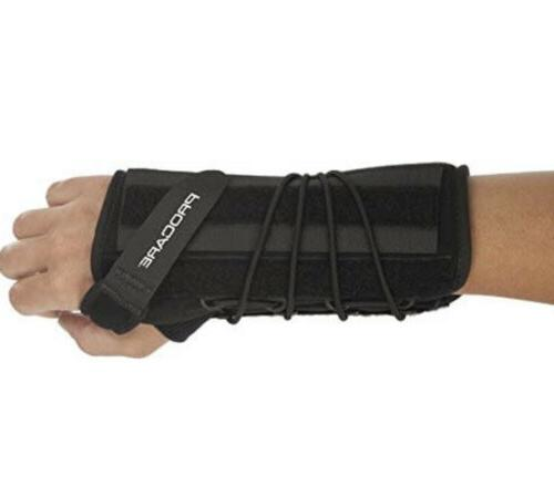 ProCare Quick-Fit Support Brace, Left One
