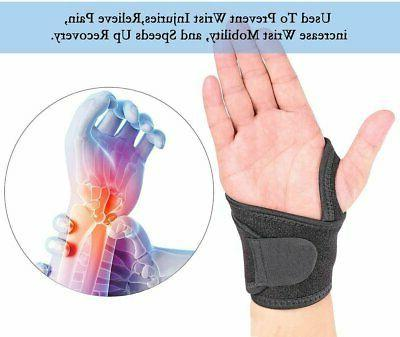 Right / Hand Brace Support Carpal Tunnel Sprain Sports