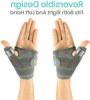 Sprains Wrist Thumb Spica Support Brace for