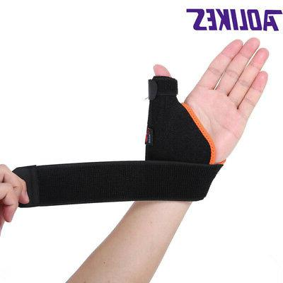 US Medical Thumb Spica Splint Brace Stabiliser Sprain Arthri