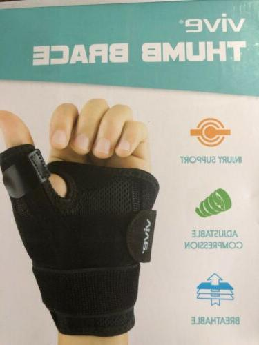 Vive Hand Spica Support For Pain Brand NEW