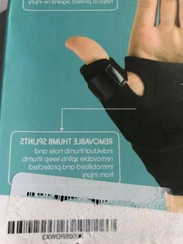 Vive Arthritis Splint Hand Spica For Pain Sprains NEW