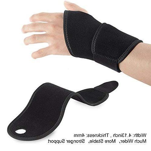 Wrist Brace,Wrist Wraps Support Hholding for Carpal Women and Men Right Hand