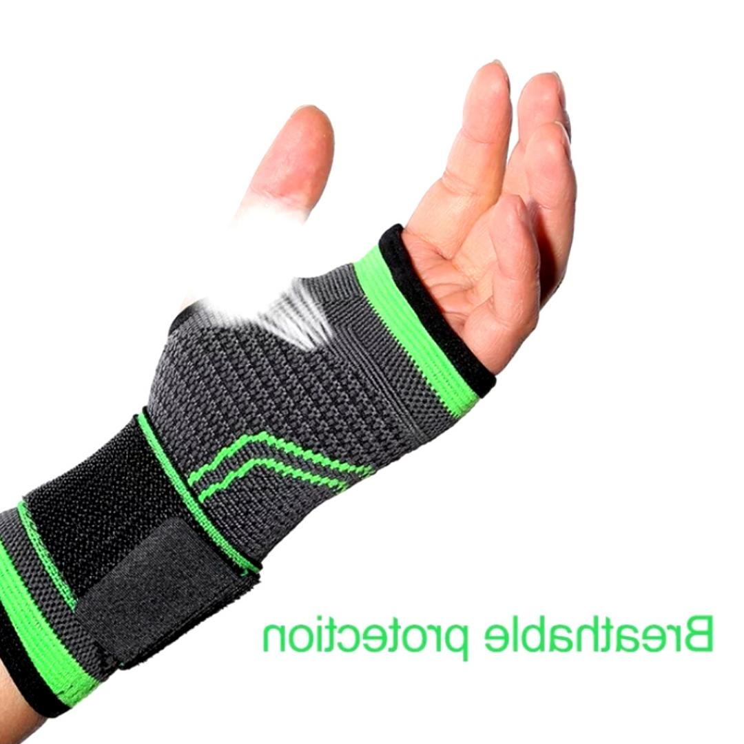 Wrist Support Gloves Arthritis Tunnel