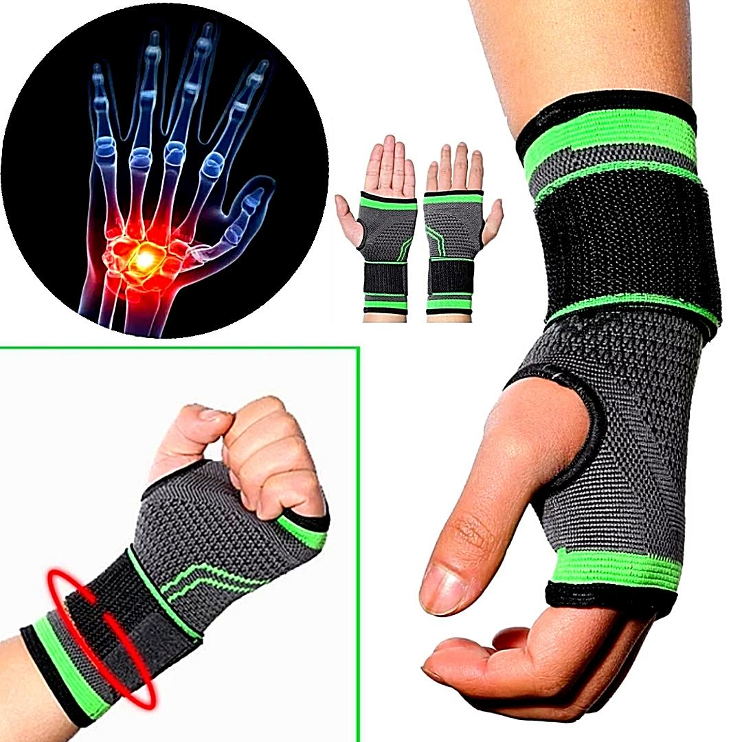 wrist brace compression hand support gloves arthritis