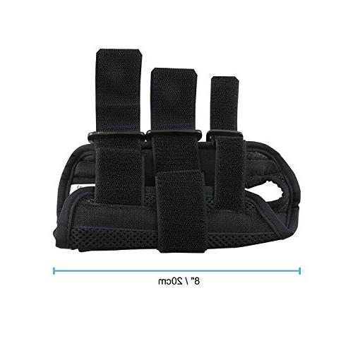 Wrist Brace Two , Right and Wrist Forearm Band, Straps Breathable Arthritis and