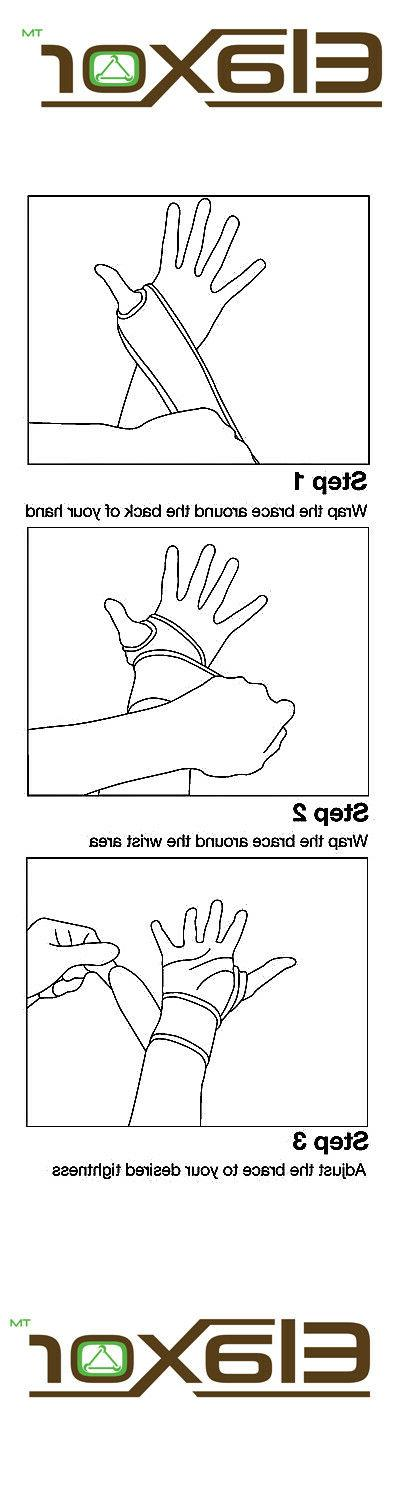Wrist Support Size