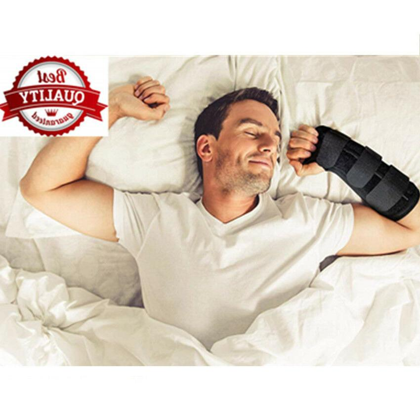 Wrist Brace Night Sleep Relief Carpal Tunnel Arthritis Right