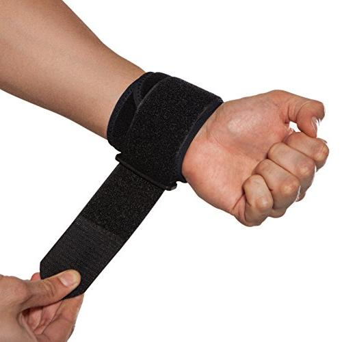 BraceUP® Compression Strap and Support, Adjustable