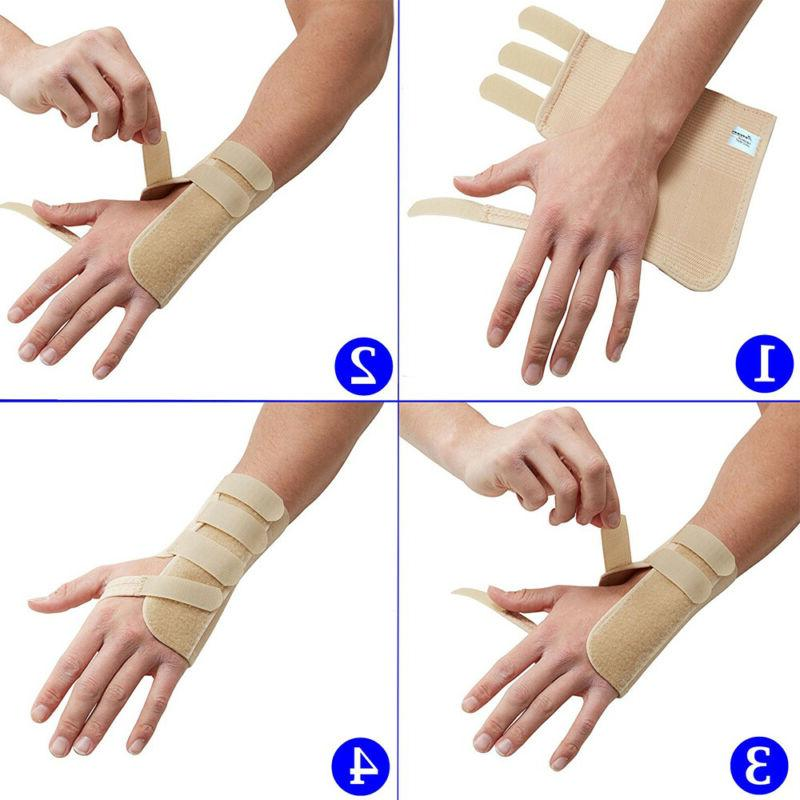 Wrist Support Hand Brace Carpal Tunnel Protector Injury