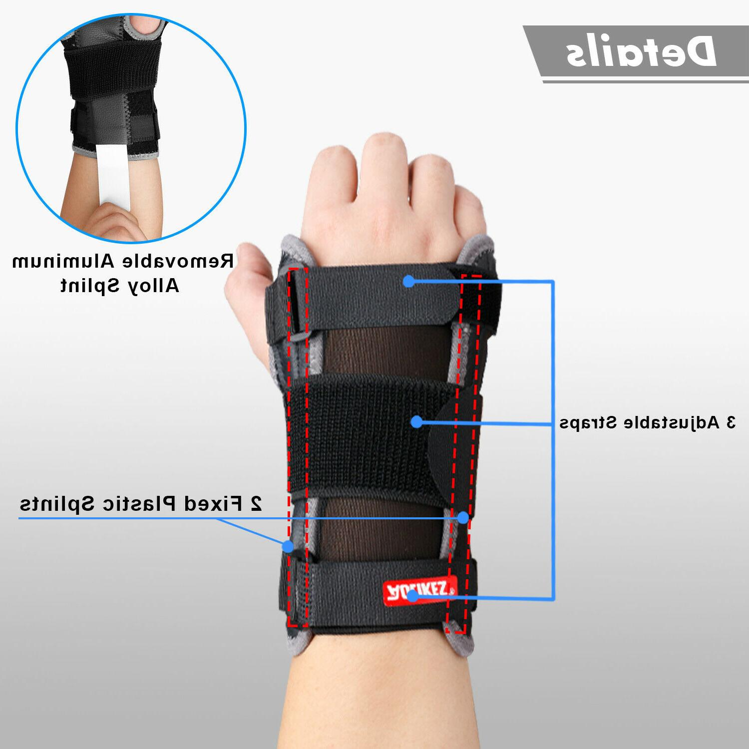 Wrist Support Hand Carpal Glove Relieve