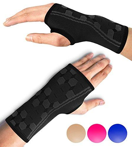 wrist support sleeves medical compression