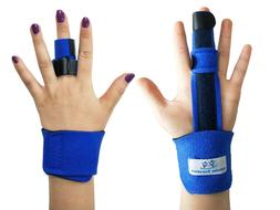 malleable finger splint wrist brace support finger