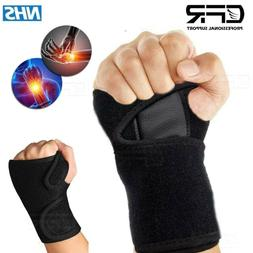 Medical Wrist Support Brace Night Sleep Carpal Tunnel Arthri