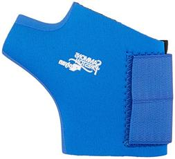 Rolyan Neoprene Wrap On Thumb Support for Left Thumb, Thumb