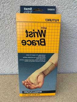 New Futuro Splint Wrist Brace Size Small Right Hand 003392 F