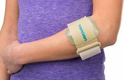 Aircast Pneumatic Armband: Tennis/Golfers Elbow Support Stra