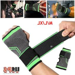 Right /Left Wrist Hand Brace Support Carpal Tunnel Sprain Ar