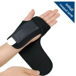 Right Left Wrist Hand Brace Support Splint Carpal Tunnel Spr