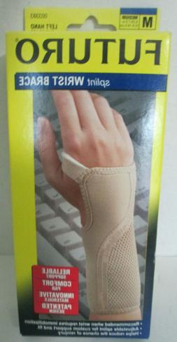 Splint Wrist Support Left Hand - Medium