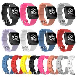 Sports Strap For Fitbit Versa Smart Watch Bands Silicone Bra