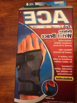 ACE TekZone Deluxe Wrist Brace RIGHT SM/MD #207740 New Antim
