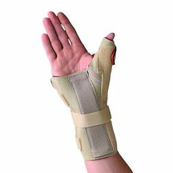 Thermoskin Carpal Tunnel Brace Wrist Support with Thumb Spic