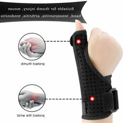 Thumb Wrist Brace Support Carpal Tunnel Trigger Arthritis Sp