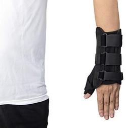 Thumb & Wrist Spica Splint, Adjustable Supportive Wrist Brac