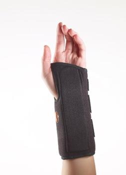 "Corflex Ultra Fit Cool Wrist Splint 8"" Large Right"