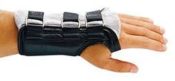 Rolyan Workhard D-Ring Wrist Braces, Right, Medium, Fixed Po