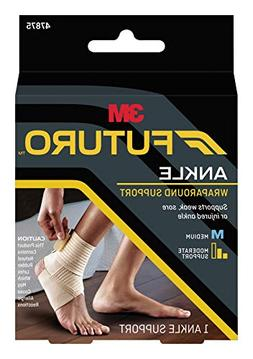 Futuro Wrap Around Ankle Support, Moderate Support, Medium