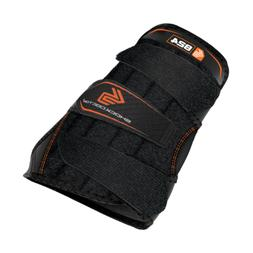 Shock Doctor Wrist 3-Strap Sleeve-Wrap Support for Sprains,