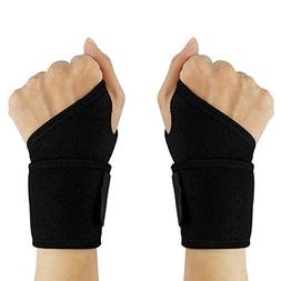 ZingineW Wrist Brace,Wrist Support, Adjustable Breathable Wr