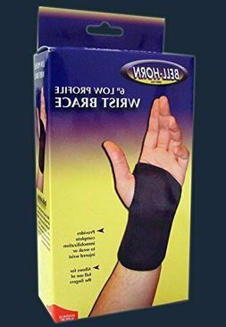 Bell Horn Wrist Brace Carpal Tunnel Support Metal Stay Splin