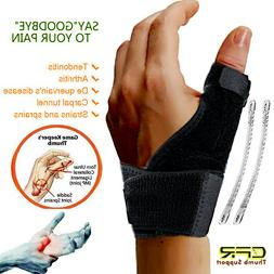 Wrist Brace Hand Support Sport Adjustable Thumb Compression