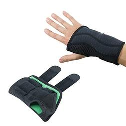 Wrist Brace Pair, Two 2, Small/Medium, Carpal Tunnel, Right