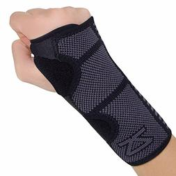 Zensah Wrist Brace for Carpal Tunnel – Adjustable Wrist Su